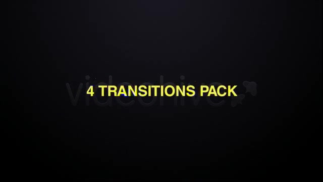 Particules Transitions Pack - Download Videohive 852423
