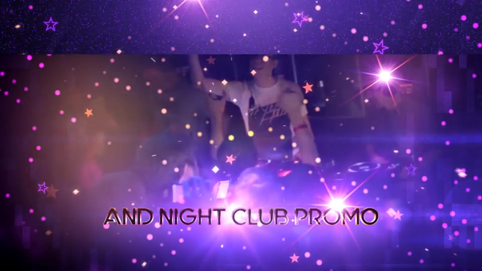 Party Night Promo - Download Videohive 19808709