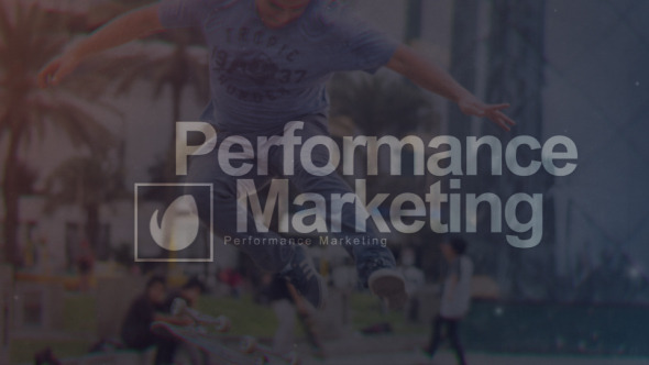 Performance Marketing - Download Videohive 13243641