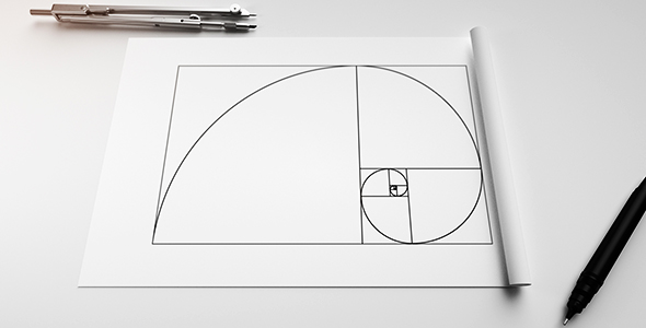 Phi Golden Ratio Logo - Download Videohive 19595904