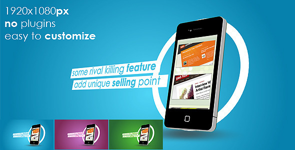 Phone App Commercial - Download Videohive 2457694