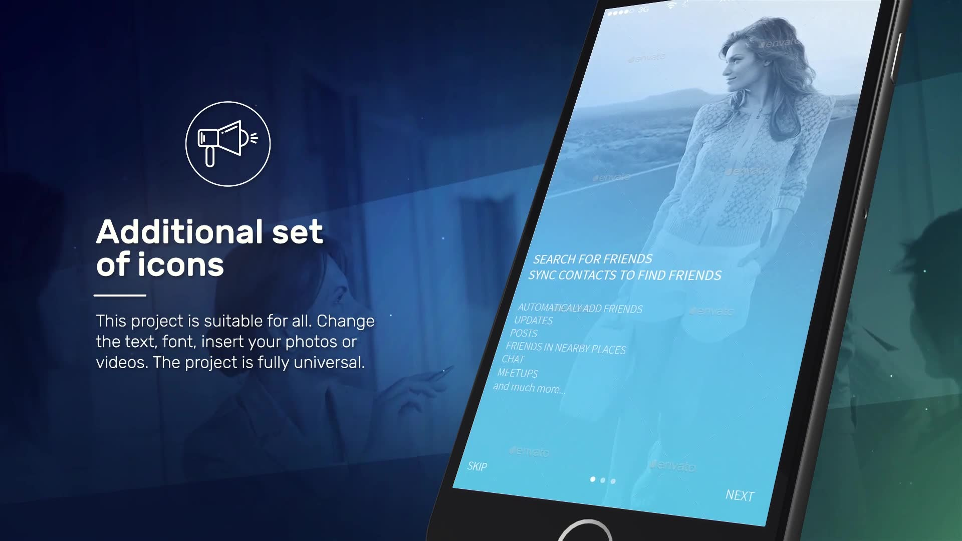app presentation template - download videohive 19299264, Powerpoint templates