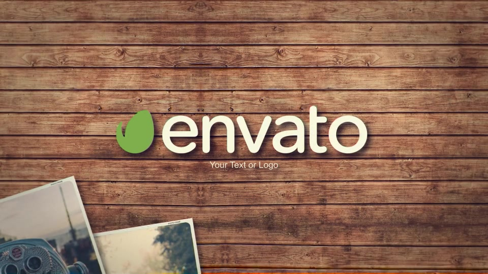 Photo And Typo Slideshow - Download Videohive 10334220