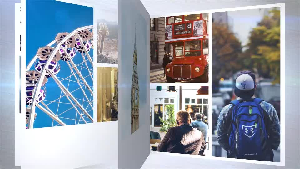 Photo Book Memories of Travel - Download Videohive 16563126