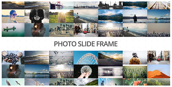 Photo Slide Frame - Download Videohive 11353962