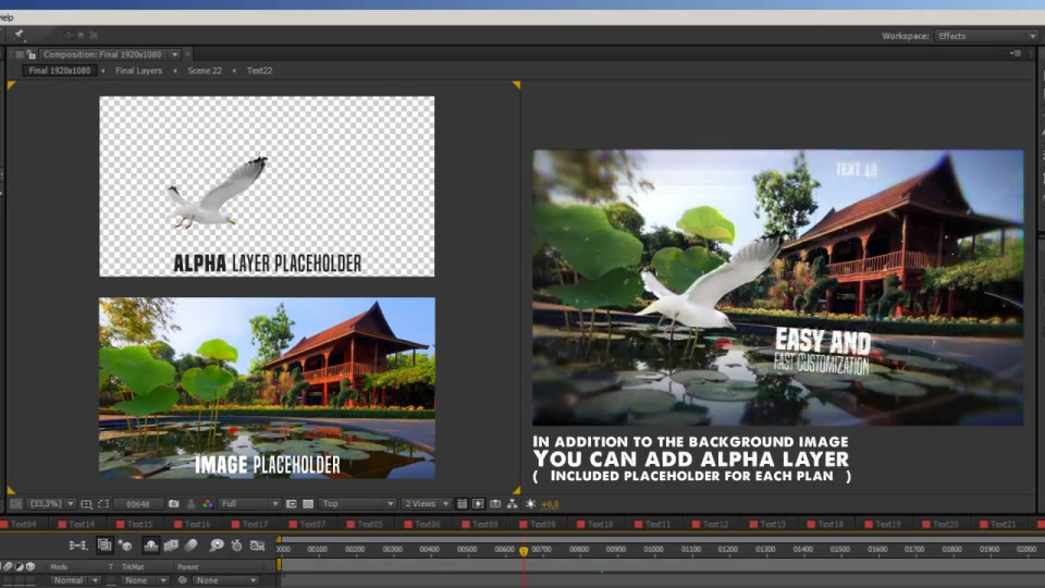 Photo Slide Show 3D New Glitch Edition - Download Videohive 21647872