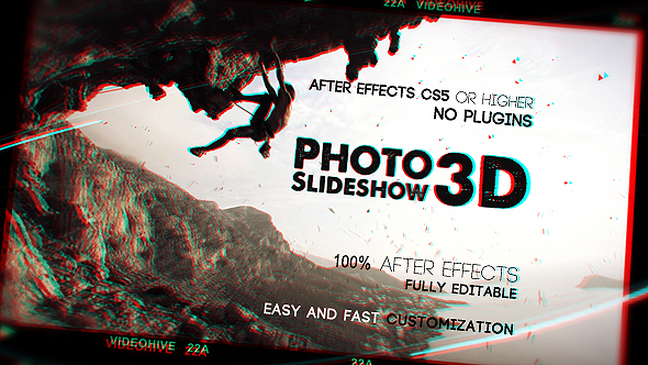 Photo Slideshow 3D - Download Videohive 20542753