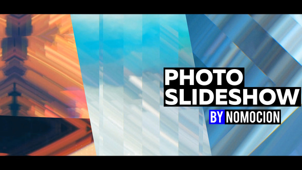 Photo Slideshow with Pixel Sorting - Download Videohive 22037861