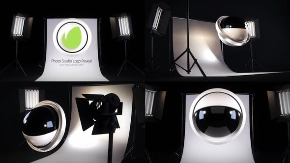 Photo Studio Logo Reveal - 25586691 Download Videohive