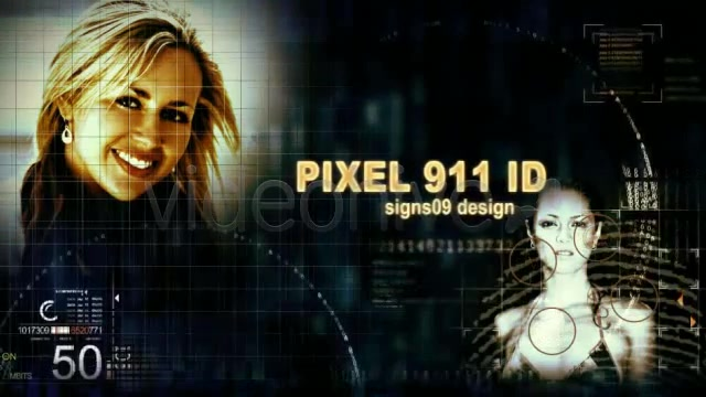 Pixel 911 ID - Download Videohive 234334
