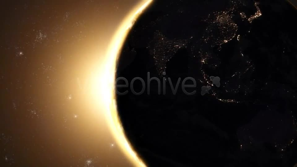 Planet Earth Sunrise Series - Download Videohive 1585504
