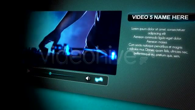 Players Album - Download Videohive 97997