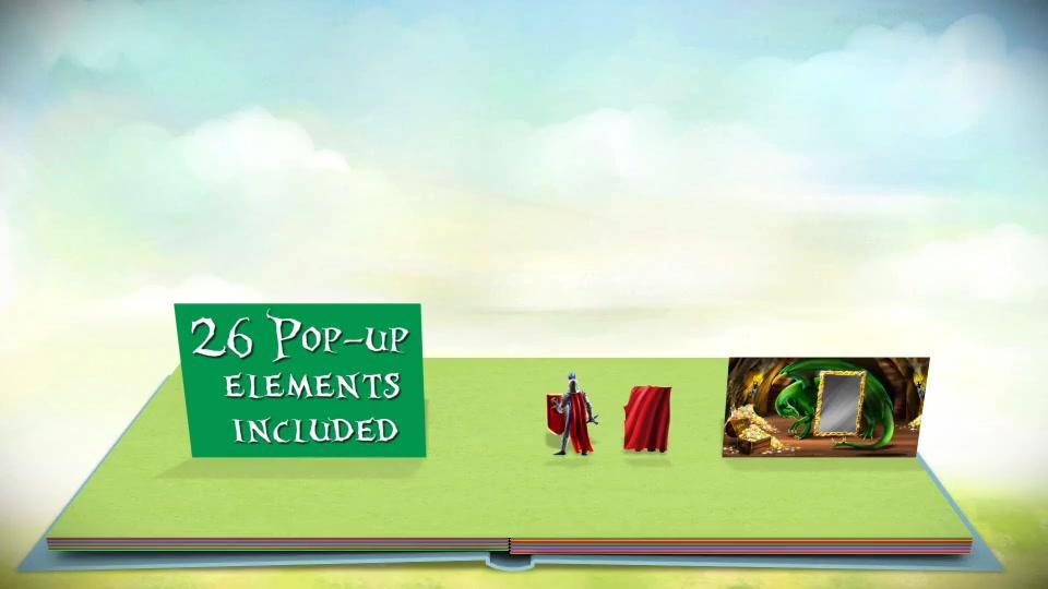 Pop up Book Creator - Download Videohive 13201972