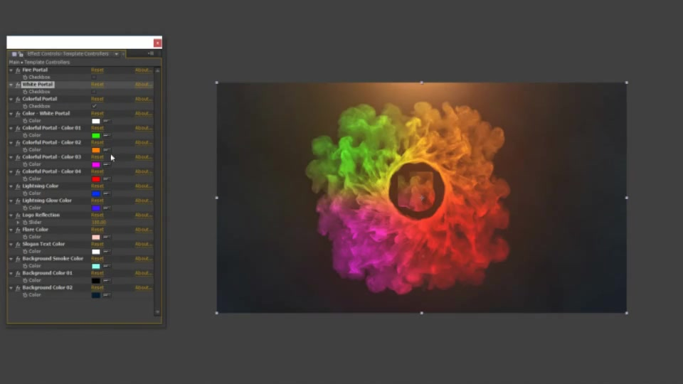 Portal Logo Reveal - Download Videohive 22311472