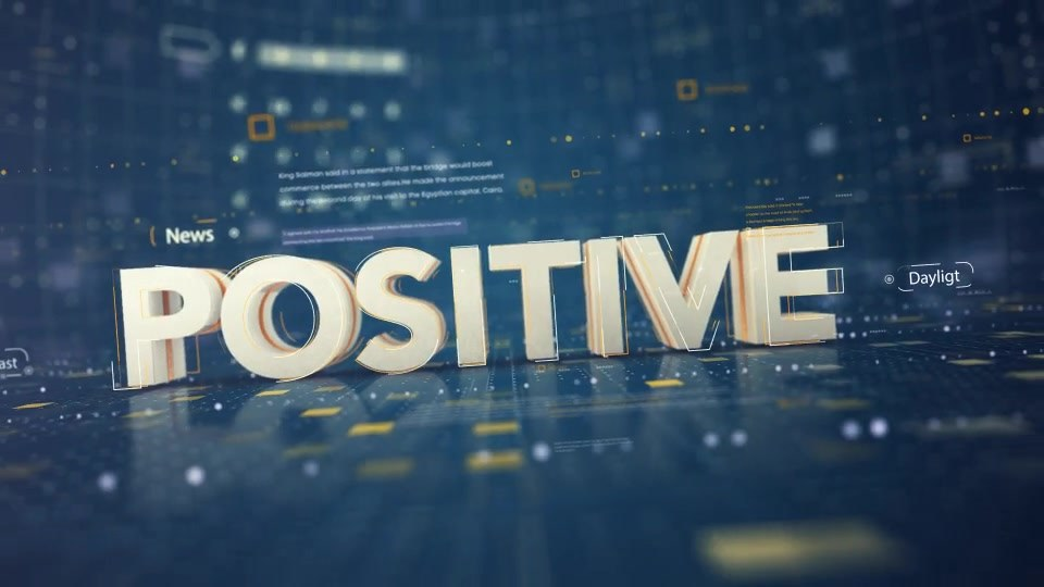 POSITIVE - Download Videohive 15723085