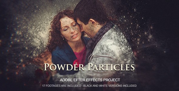 Powder Particles - Download Videohive 19488593