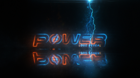 Power Logo - Download Videohive 22026268