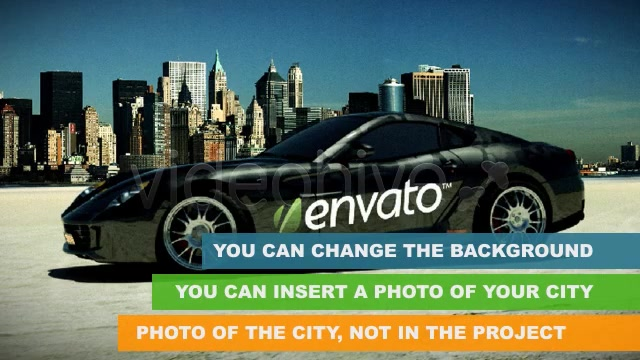 Power under the hood - Download Videohive 1291896