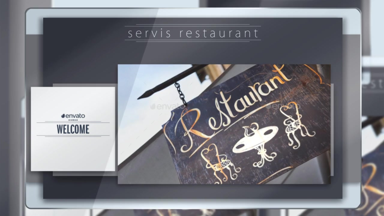 Presentation of Menu (Color Control) Videohive 17357325 After Effects Image 11