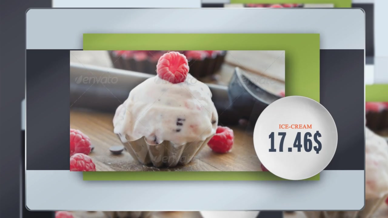 Presentation of Menu (Color Control) Videohive 17357325 After Effects Image 3