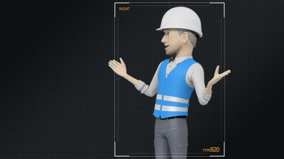 Presentation With Kyle: Worker Style - Download Videohive 19260275