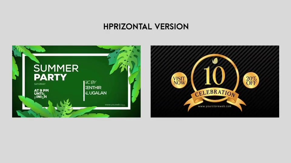 Promo Pack - Download Videohive 22019725