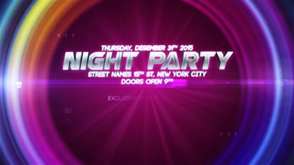 Promote Your Event v3 - Download Videohive 13661236