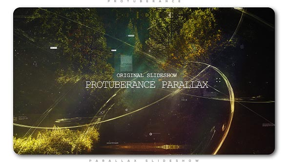 Protuberance Parallax Slideshow - Download Videohive 20466796