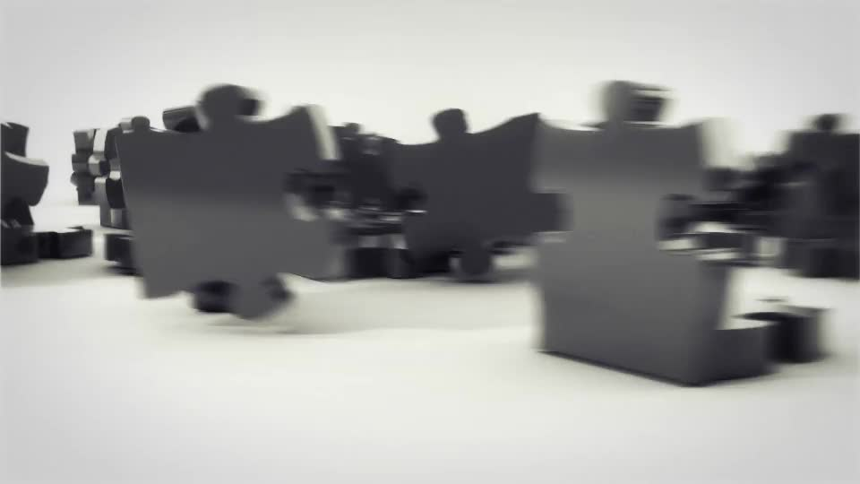 Puzzle Logo Reveal Videohive 25103722 After Effects Image 1
