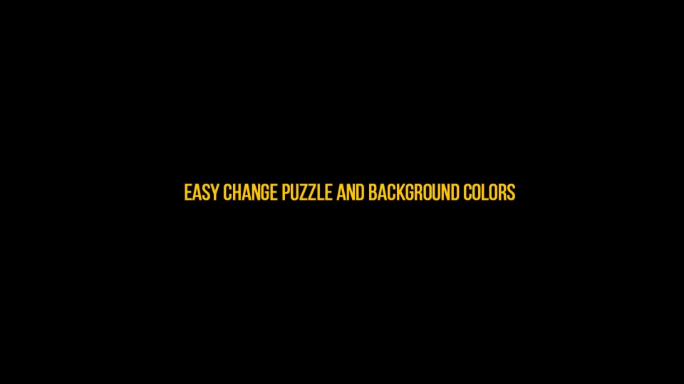 Puzzle Logo Reveal Videohive 25103722 After Effects Image 4