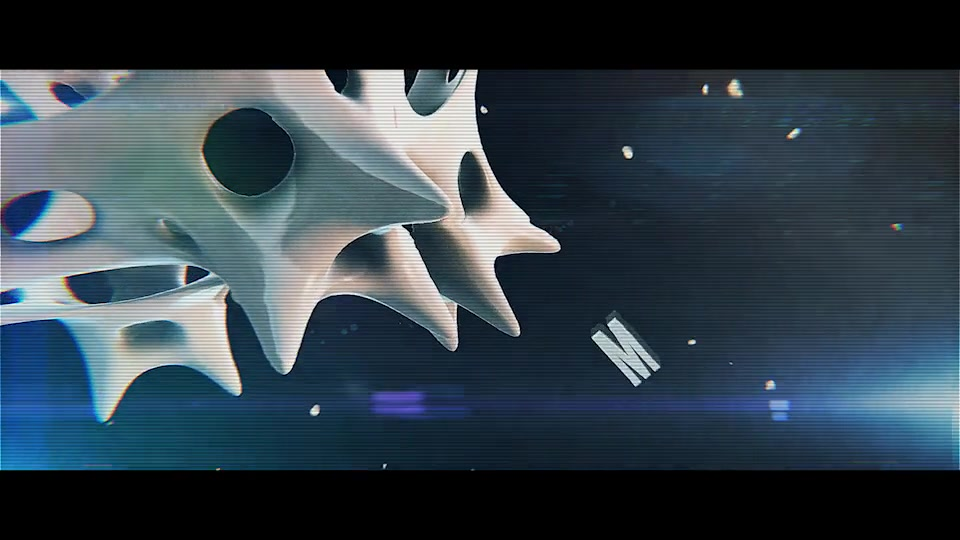Radiolaria Trailer - Download Videohive 8405537