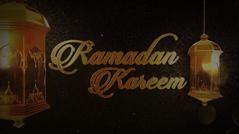 Ramadan Goldish Opener - Download Videohive 19898912