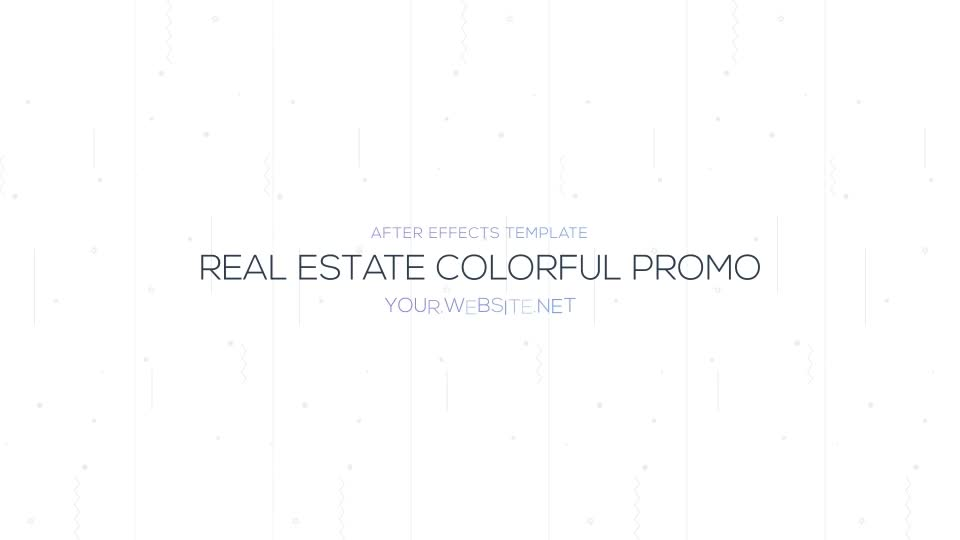 Real Estate Colorful Promo Videohive 24964210 After Effects Image 1