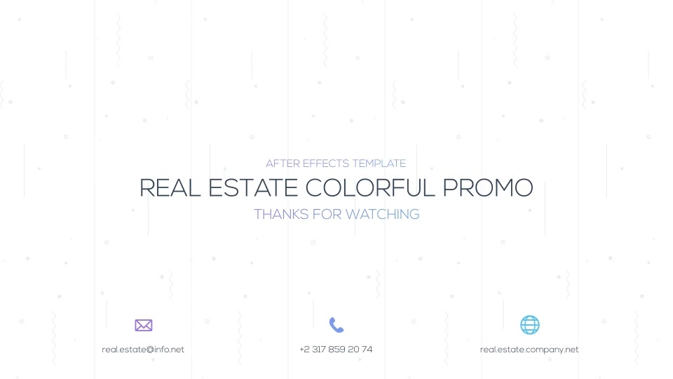 Real Estate Colorful Promo Videohive 24964210 After Effects Image 12