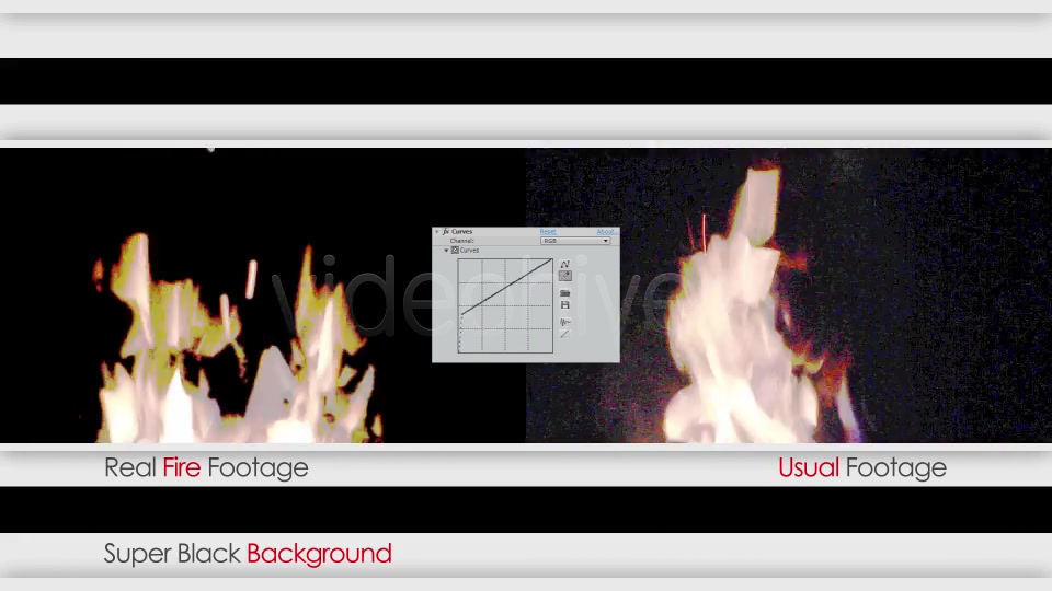 Real Fire Bundle 4 - Download Videohive 6828884