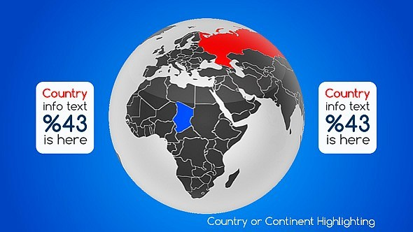 World map country highlighter download videohive 3924359 real world map country highlighter download videohive 3924359 gumiabroncs Gallery