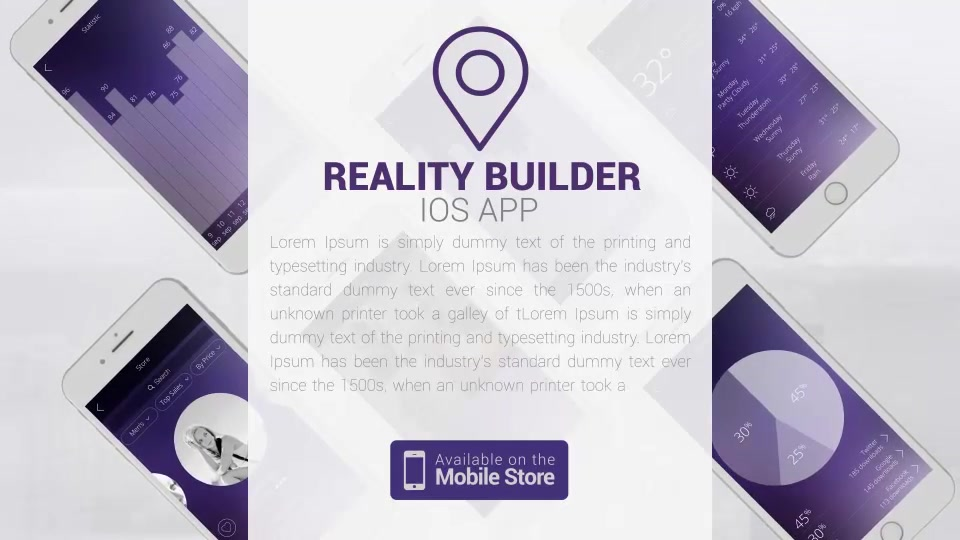 Reality Builder App Presentation Kit - Download Videohive 20449282