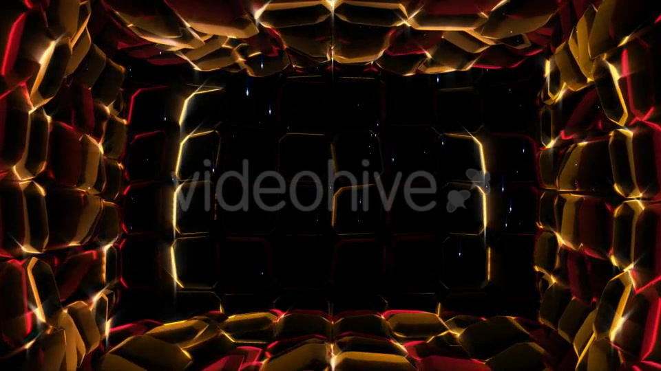 Red and Gold Gems - Download Videohive 19183789