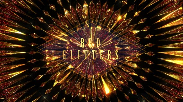 Red Glitters - Download Videohive 20292653