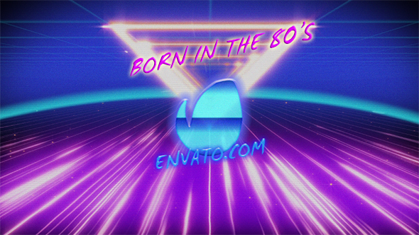 Retro wave - Download Videohive 16454729