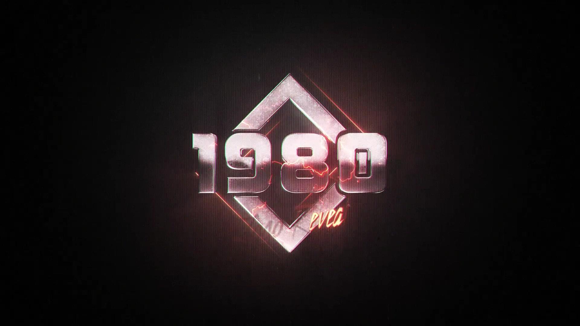 Retro Wave Logo - Download Videohive 22861180