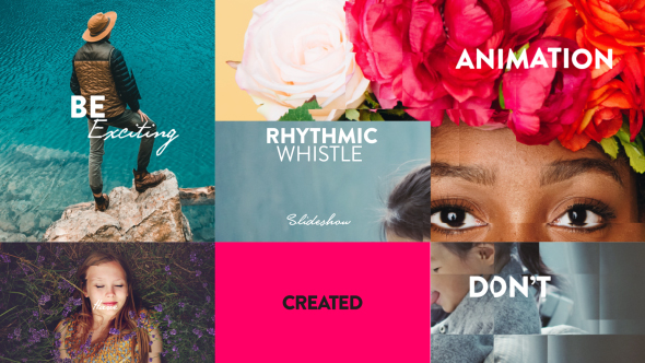 Rhythmic Whistle Slideshow - Download Videohive 20500741