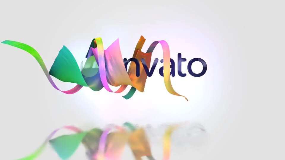 Ribbon logo - Download Videohive 22065734