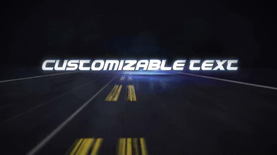 Road Titles - Download Videohive 410981