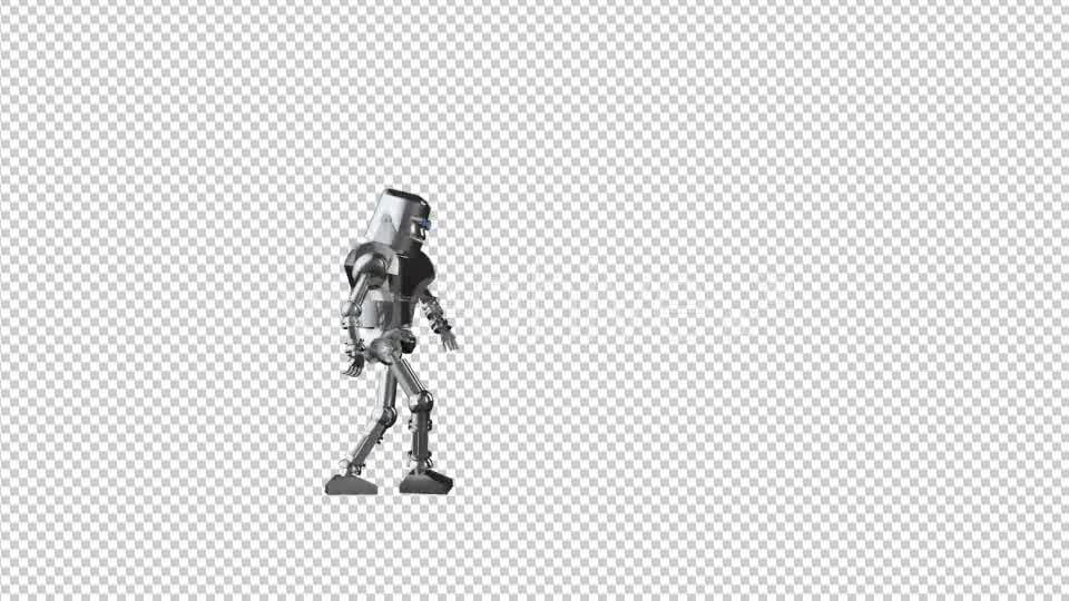 Robot Dance - Download Videohive 19928337