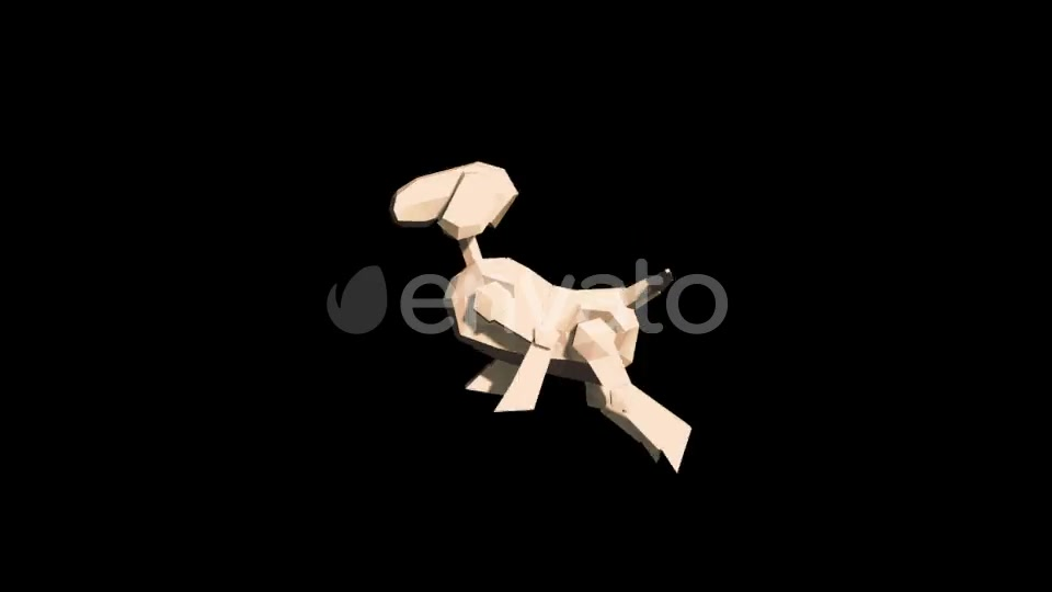 Robotic Dog Running - Download Videohive 22050886