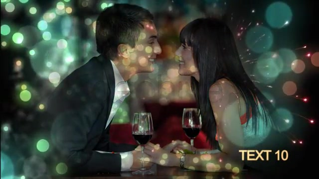 Romantic Fireworks - Download Videohive 2594104