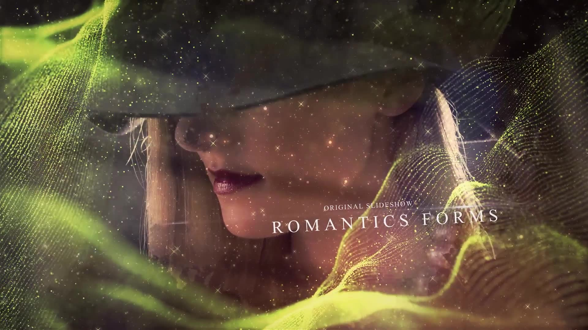 Romantic Forms Particles Slideshow Videohive 31368899 Premiere Pro Image 12