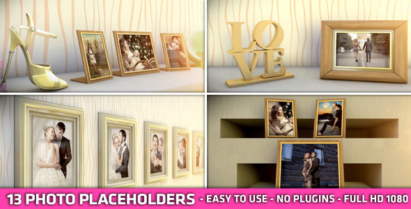 Romantic Frames - Download Videohive 4021924