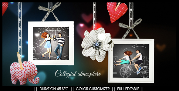 Romantic Wishes - Download Videohive 14521973